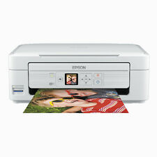 Epson XP335 Compact Wi-Fi Small-In-One Printer with LCD Screen in White XP-335