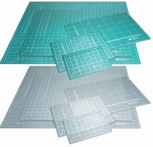Jakar vert self healing cutting mat A0 A1 A2 A3 A4 A5 double face cm mm inch