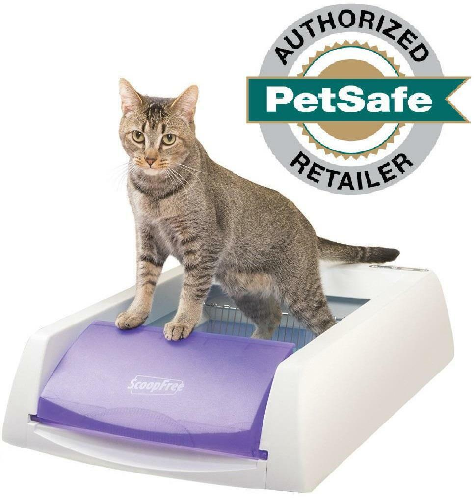 PetSafe ScoopFree Self-Cleaning Litter Box MAKE OFFER
