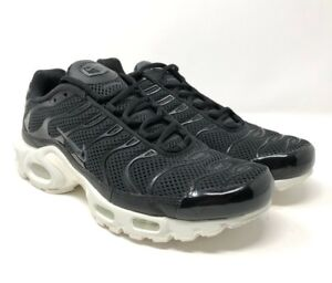 Details about Nike Air Max Plus BR TN Tuned Running Shoes Black Summit White [898014 001] Size