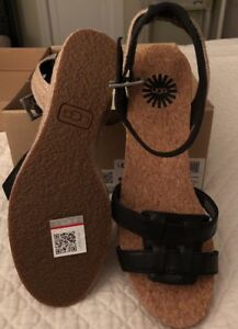 Image is loading Ugg-Maysie-espadrille-womens-Shoes-Size-7