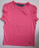 Tommy Hilfiger Tommy Jeans Girls Pink T-shirt Size M