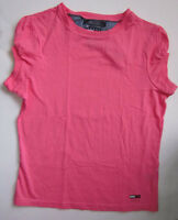 Tommy Hilfiger Tommy Jeans Girls Pink T-shirt Size M