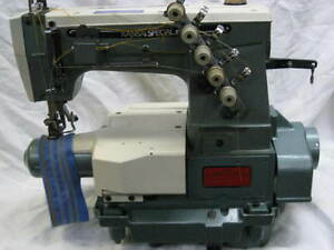 KANSAI-SPECIAL-M-1103A-3-Needle-5-Thread-Cover-Stitch-Industrial-Sewing-Machine