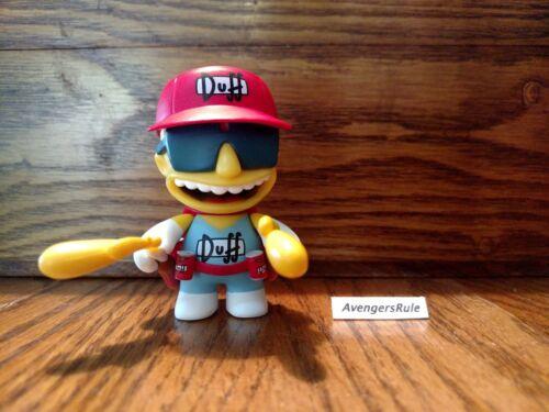 The Simpsons Moe/'s Tavern KidRobot Vinyl Mini Series 3//24 Duffman