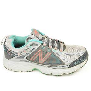 New Balance 510V2 Men's Size 9.5 Gray Green Orange Trail Running ...