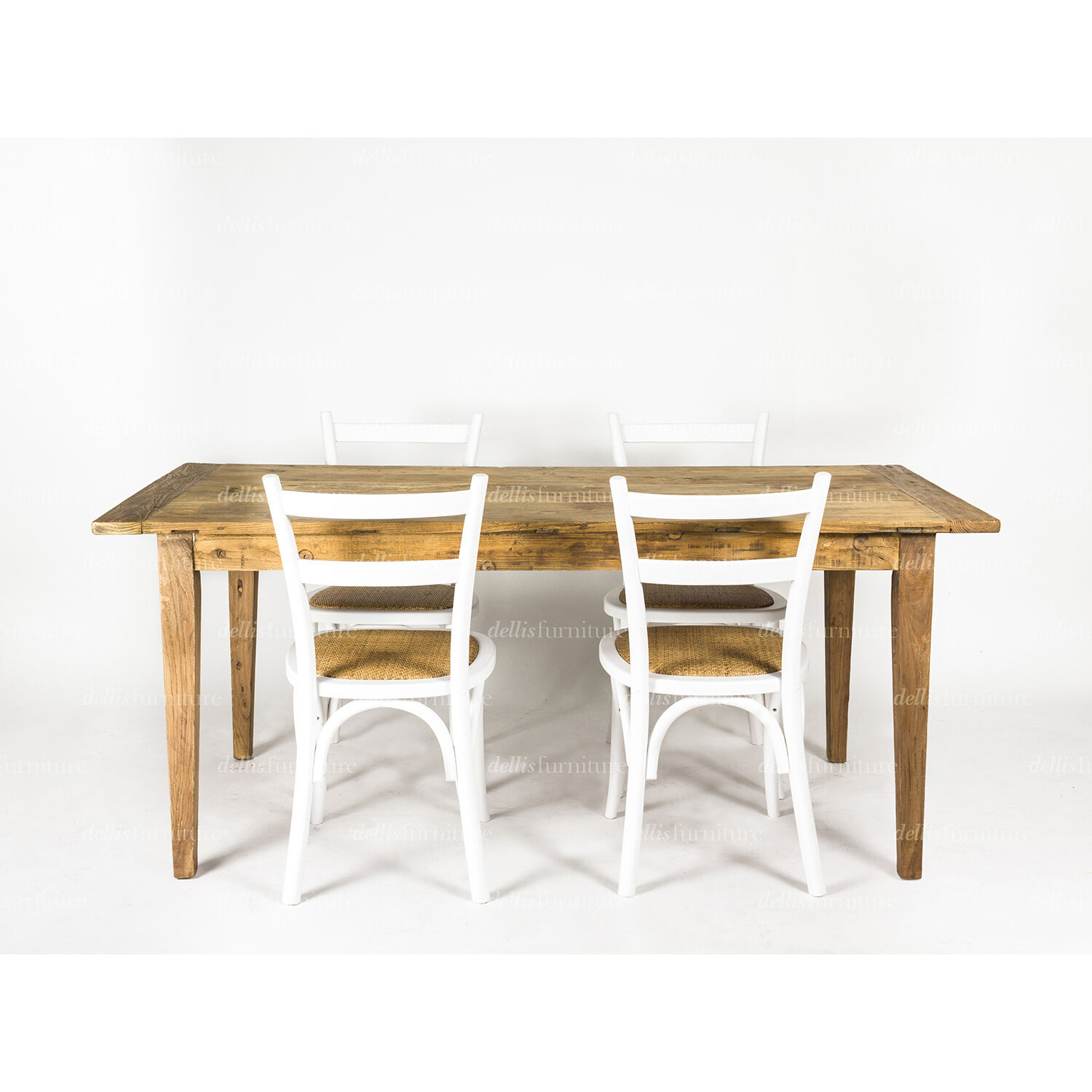 NEW Rustic Provincial Recycled Elm Solid Timber Dining  : s l1600 from www.ebay.com.au size 1500 x 1500 jpeg 146kB