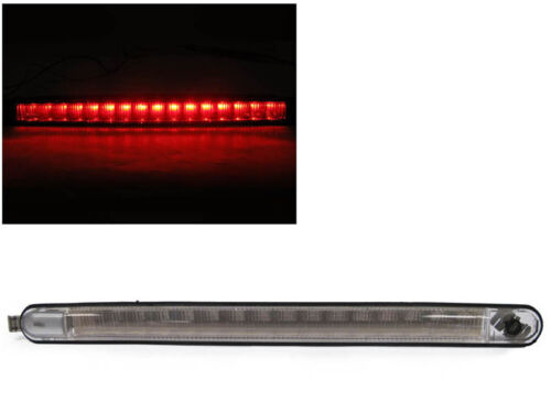 Clear LED 3rd Third Brake Tail Stop Light For 1998-2004 Porsche 911 996 Carrera
