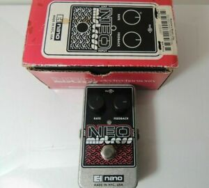 Electro Harmonix Neo Mistress Flanger Effects Pedal Free USA Shipping