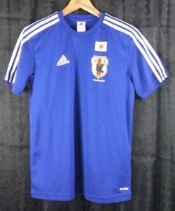 e3d6b1fdc Adidas Japan  2 National Team JFA Futbol Jersey Soccer Climalite ...