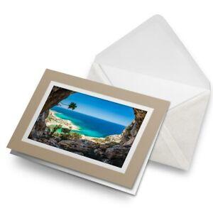 Greetings-Card-Biege-Cool-Sunny-Beach-Crete-Greece-16641