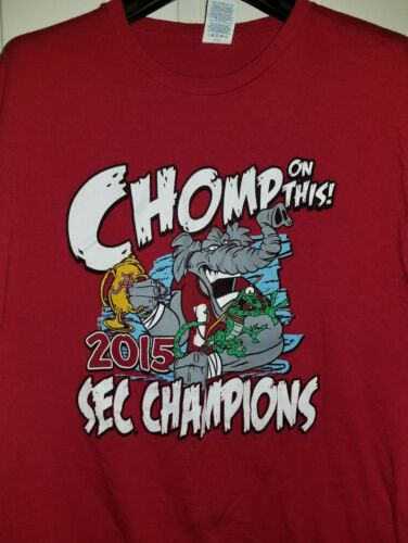 2015 SEC Champions Back To Back Roll Tide Graphic