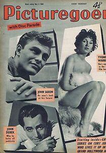 YVONNE-WARREN-JOHN-SAXON-JOHN-DEREK-Picturegoer-May-3-1958
