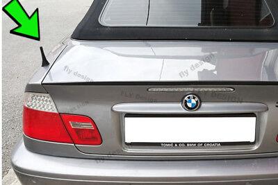 neue Design heck lippe CARBON print spoiler für BMW F30 3er besondere tuning m3
