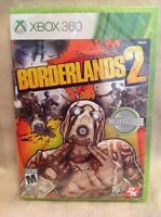 Borderlands 2 (microsoft Xbox 360 Game) New, Factory Sealed Free Shipping B30