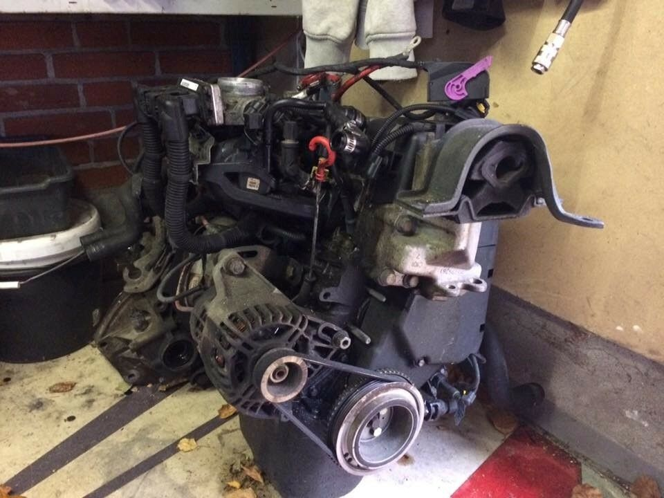Andre reservedele, Motor 140000 KM, Fiat Punto