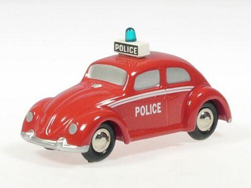 Schuco Piccolo VW Käfer Police Luxemburger Polizei # 50126009