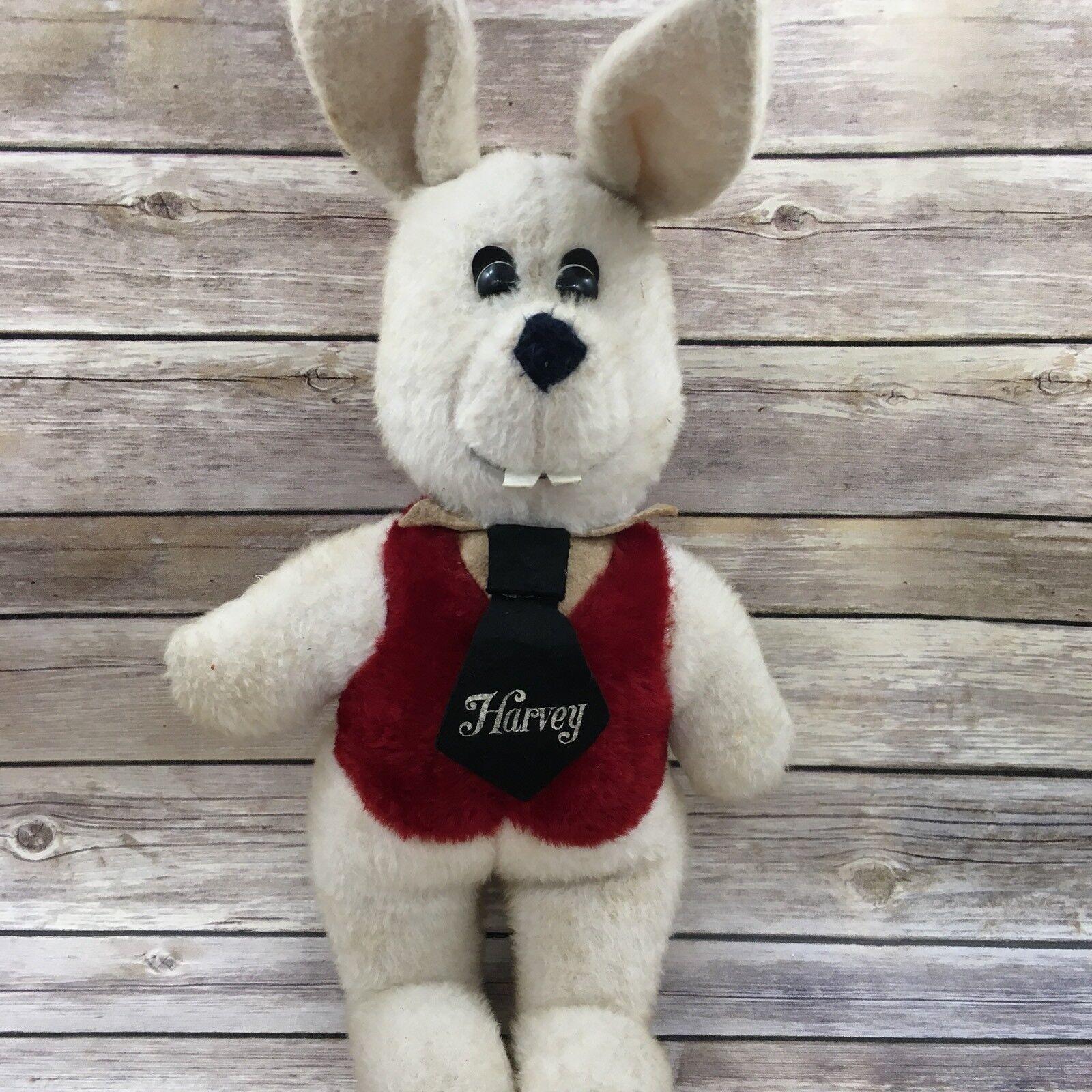 Vintage 1975 Animal Fair Heritage Banks Harvey Rabbit Plush