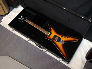 Dean Dimebag Far Beyond Driven Tribute Ml Electric Guitar W Case