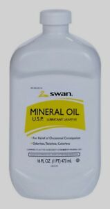 mineral oil for constipation