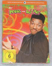 The Fresh Prince of Bel-Air: The Complete Sixth Season 6 - DVD Box Set Region 2