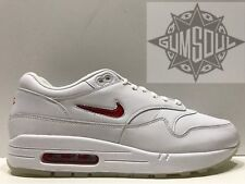 online store ad799 6fc58 item 1 NIKE AIR MAX 1 PREMIUM SC JEWEL RUBY UNIVERSITY RED WHITE 918354 104  sz 12.5 -NIKE AIR MAX 1 PREMIUM SC JEWEL RUBY UNIVERSITY RED WHITE 918354  104 sz ...