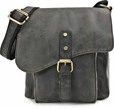 URBAN FOREST Handtaschen Messenger Schwarz 24x24x10cm (BxHxT)