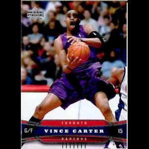 VINCE CARTER 2004-05 UPPER DECK