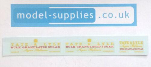 Matchbox 10C Foden Tate /& Lyle azúcar reproducción tobogán transferencias Set