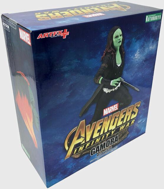 Nuovo Marvel Avengers Infinity War  Gamora Gamora Gamora 1 10 Scale ArtFX+ Statue 6afdf7