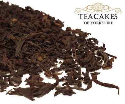Black Loose Leaf Tea Russian Caravan Quality 100g 250g 500g 1kg Caddy Gift Set