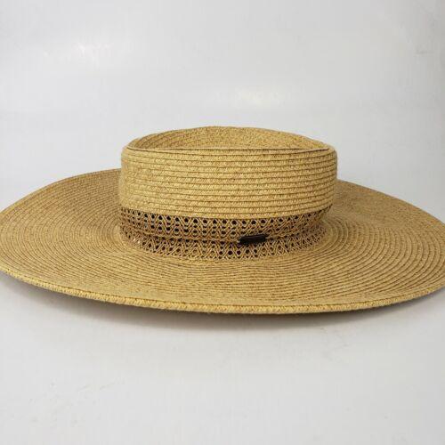 Sun N Sand Straw Hat