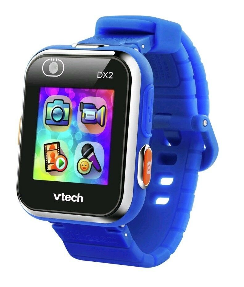 VTech Kidizoom Dual Camera Smart Watch - bluee.