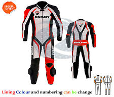 Racing Leather Suit top Quality Motorbike Motorcycle  1&2 Piece Custom Made Suit