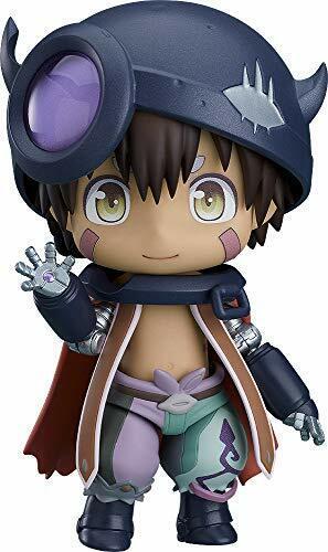 fatto in ABISSO REG Nendoroid azione cifra Good Smile azienda Giappone