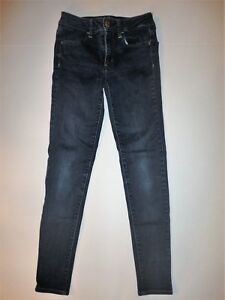 Women-039-s-American-Eagle-Outfitters-Super-Stretch-Jegging-Jeans-Size-4-Regular