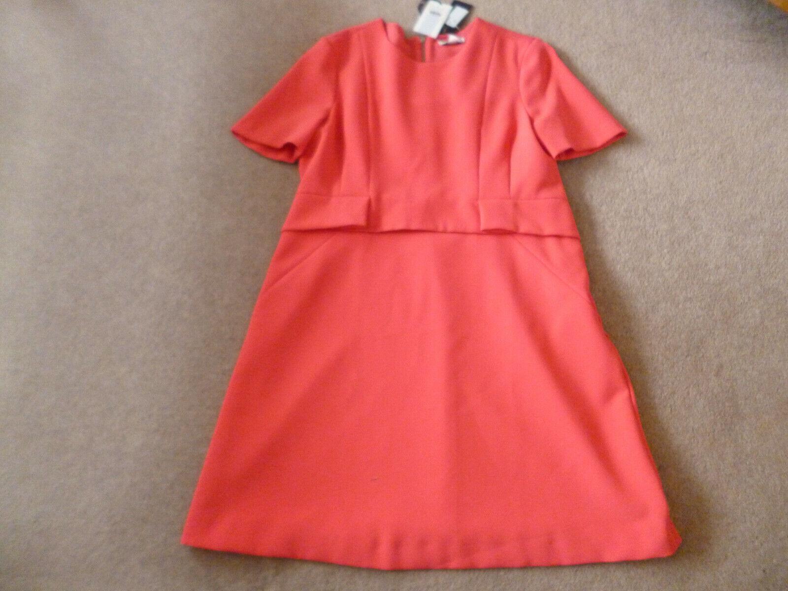 BNWT WHISTLES ALI A LINE Rosa  DRESS 16