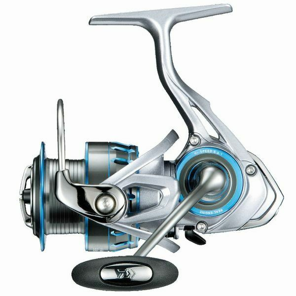 Daiwa 17 X FIRE 3012H Spinning Reel Reel Reel New eb7877
