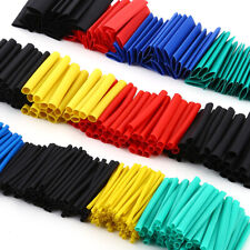 530pcs Cable Heat Shrink Tube Heat Shrink Insulating Sleeve Electrical Tape Us