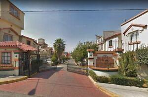ATENCION INVERSIONISTA REMATE Bonita Casa en Privada Tecamac