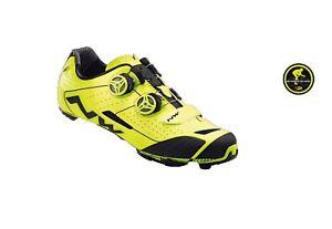 online store best supplier closer at Détails sur Chaussures Vtt Northwave Extreme XC Jaune Fluo/ Fl