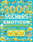 2000 Stickers Emoticon: 36 Smiley and Fun Activities! by Parragon Books Ltd (Paperback, 2016)