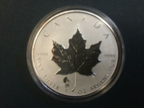 2019 Canada $5 1oz Edison Phonograph Privy Mark Maple Leaf Silver Bullion coin