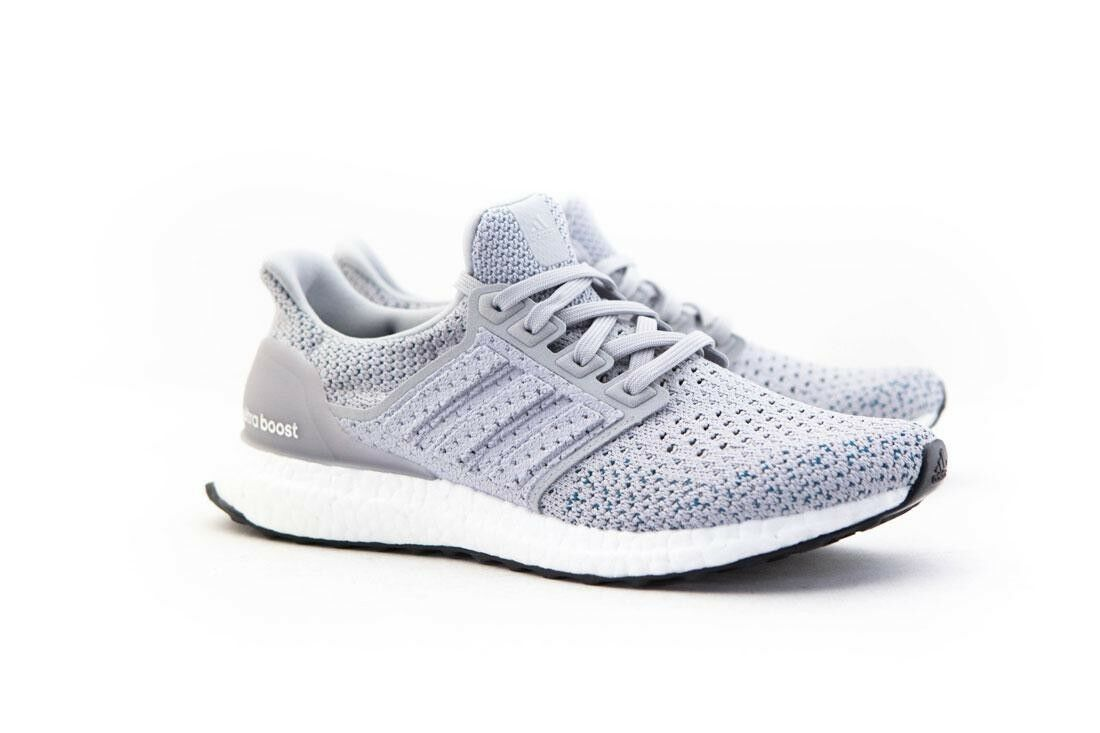 BY8889 Adidas Men UltraBOOST Clima gray grey two real teal