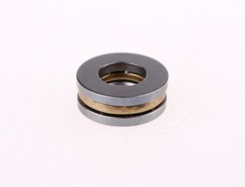 US Stock 10pcs F5-10M Axial Ball Thrust Bearing 3-Parts 5mm x 10mm x 4mm