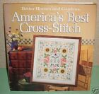 America's Best Cross-Stitch by Better Homes and Gardens Editors (1988, Hardcover)