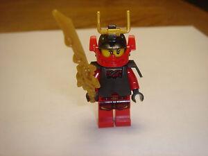 LEGO-Ninjago-Samurai-X-Minifigure-with-dragon-sword-new