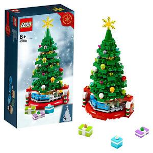 Lego-CREATOR-40338-Weihnachtsbaum-Tannenbaum-GWP-Limited-Edition-brandneu-OVP
