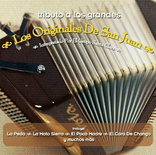 Los Originales de San Juan Tributo a los grandes  [CD]