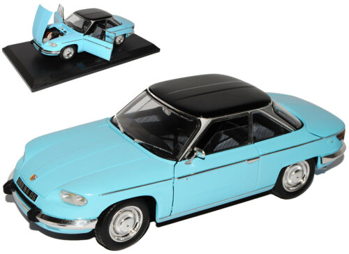 Panhard 24 CT Coupe Blau 1963-1967 1//18 Norev Modell Auto mit oder ohne individi